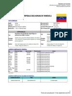 Acuerdo Parcial Venezuela Colombia