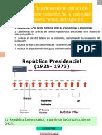 Ppt Primera Mitad Siglo Xx en Chile Desde 1932 a 1952