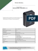 Delta Opti Datasheet DHI VTO6210B