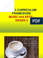 2 Curriculum Framework Music