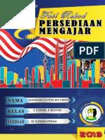 Fail Rekod Persedian Mengajar 2019 - By Mr.mu