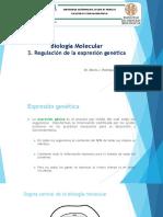 Tema I_Regulación de La Expresión Genética