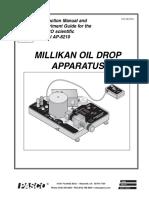 A) Millikan-Oil-Drop-Apparatus-Manual-AP-8210 (St).pdf