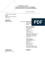 Buczek 20101025 Skretny Order Denying Motion to Revoke Bail 121