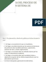 Metodologia Del Proceso de Diseño de Un Sistema