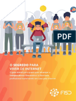 E-Book Segredo Do Sucesso No Mercado Digital