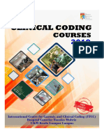 clinical coding course