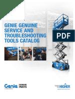 Genie Genuine Service Tools Catalog
