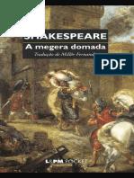 A Megera Domada. Shakespeare.