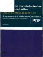 Elites culturales siglo XX latinoamericano.pdf
