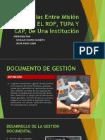 Documento de Gestión