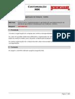 0040 OX17 Atribuir Organizacao de Compras - Centro