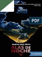 Alas de Noche - Martin Cruz Smith