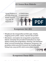 (pengembangan kurikulum kejuruan) KI dan KD Sistem Rem Hidrolis.pptx