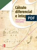 Cálculo Diferencial e Integral, 2012 - Silvanus P. Thompson, Martín Gardner.pdf
