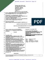 Sony Computer Entertainment America v. Zoomba LDC MPI