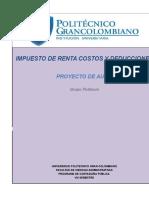 Proyecto de Aula Renta y Retefuente Segunda Parte Para Enviar-1.Xls