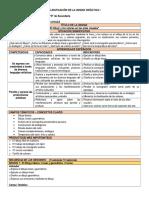 UNIDADES DE APRENDIZAJE 2° 1.doc