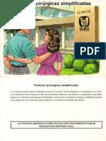 Tecnicas Quirurgicas IMSS