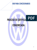 Proceso Certifica c i On Vehicular