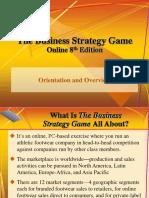 BSG Online Presentation
