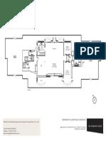 Uk Russia Berthold Lubetkin Penthouse Floor Plan HIGHPOINT-II-NORTH-HILL LONDON N6