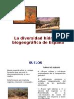 Hidrografía y biogeografía