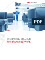 Banking Solution-Branch Network2018H2
