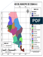 Microregiones Coban a.V