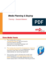 Media Planning and Buying Course Sample Materials v1 Ssd 101310_0