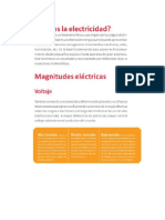 Generalidades de una Instalación Eléctrica