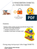 Kiat Sukses Pengobatan Diabetes & Hipertensi