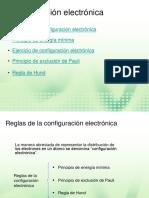 CONFIGURACION ELECTRONICA.pps