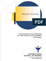 ICNP 2017-Catalogue Disaster Nursing