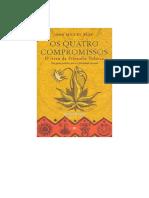 Os 4 Compromissos - Don Miguel Ruiz