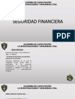 Seguridad Financiera