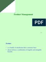 Product Managemnt