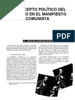 Escamilla-Concepto Del Derecho en Manifiesto Comunista