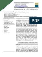 Faktor Dominan Neuropati Diabetik Pada Pasien Diabetes Melitus Tipe 2