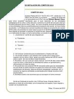 ACTA DE INSTALACION DEL COMITÉ DE AULA 1°C.docx