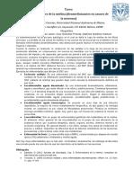 La Desmielinización Es Un Proceso Patológico en El Cual Se Daña La Capa de Mielina de Las Fibras Nerviosas