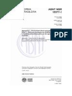 15577-1_2008i-Agregados-Reatividade álcali-agregado Aval da reatividade potencial.doc