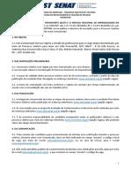 EDITAL 417-19 - Instrutor - João Pessoa-PB