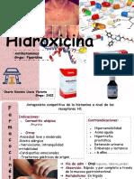 Hidroxicina