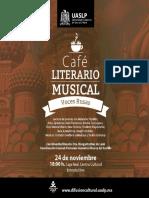 Program a Cafe