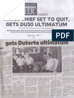 Philippine Daily Inquirer, Mar. 21, 2019, MWSS chief set to quit, geta DU30 ultimatum.pdf