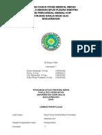 Laposan Kasus Kelompok Efusi Pleura.doc