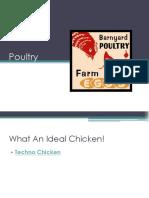Poultry Lab Lec