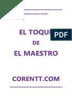El Toque Del Maestro Presentacion