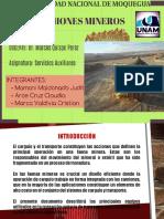 EXPO Camiones Mineros
